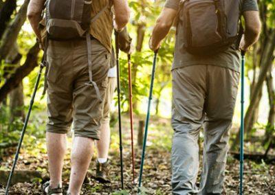 activites randonne pedestre Micro-Chalets des Appalaches