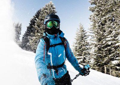activites ski alpin Micro-Chalets des Appalaches